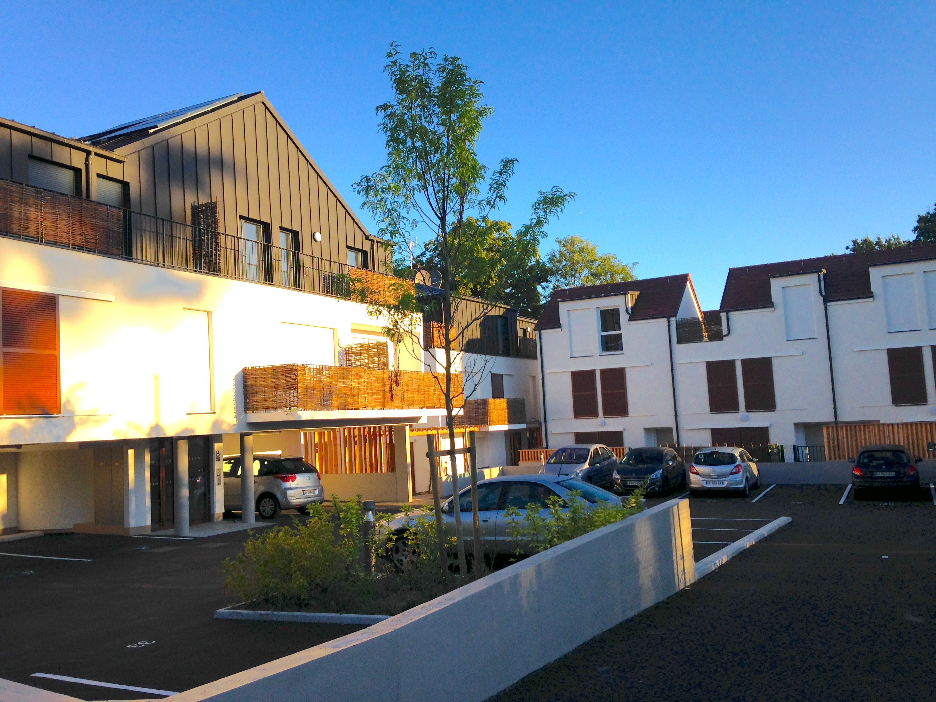 Cesson 25 logements STB 1
