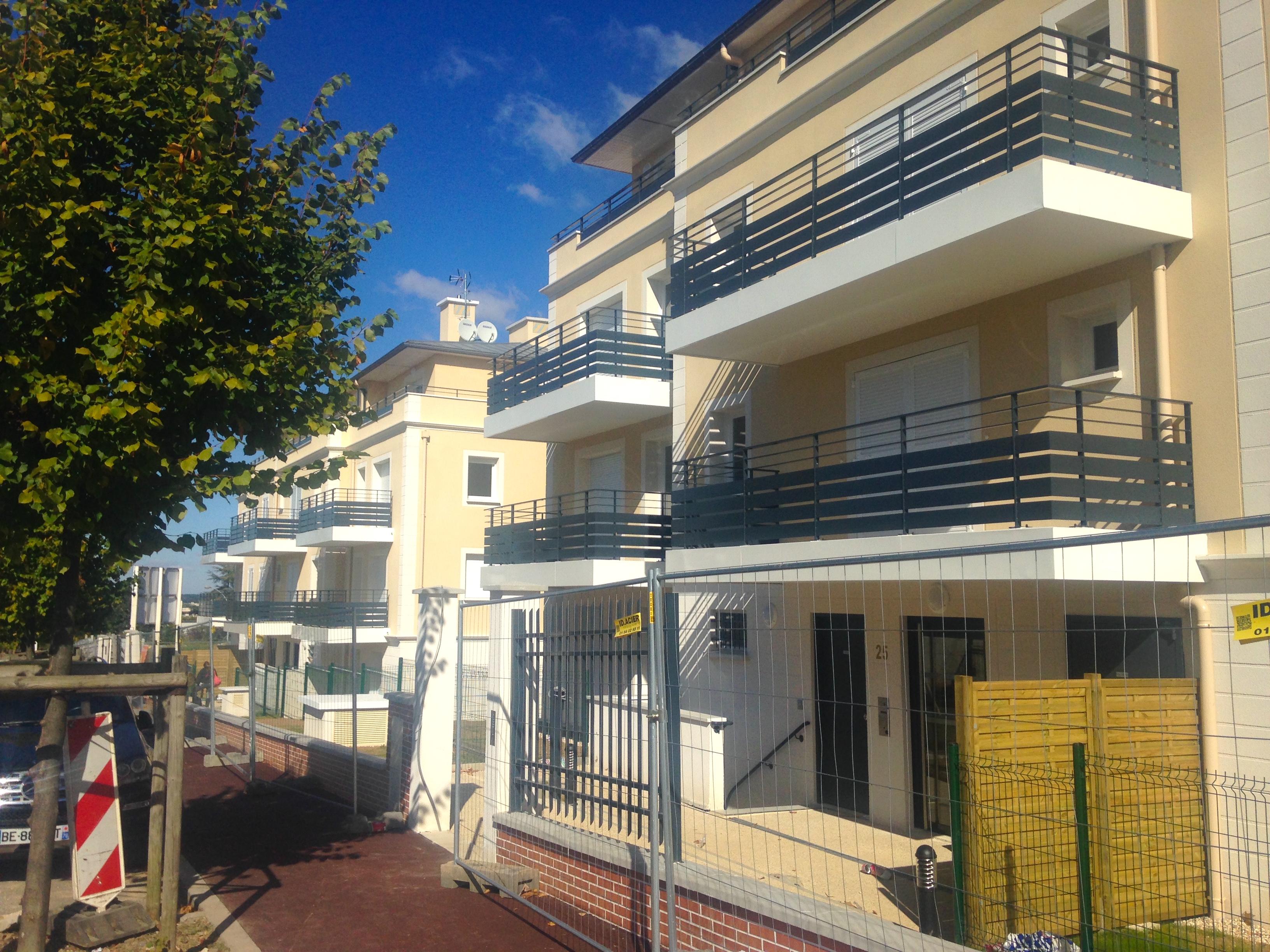 Corbeil essonnes 29 logements STB 2