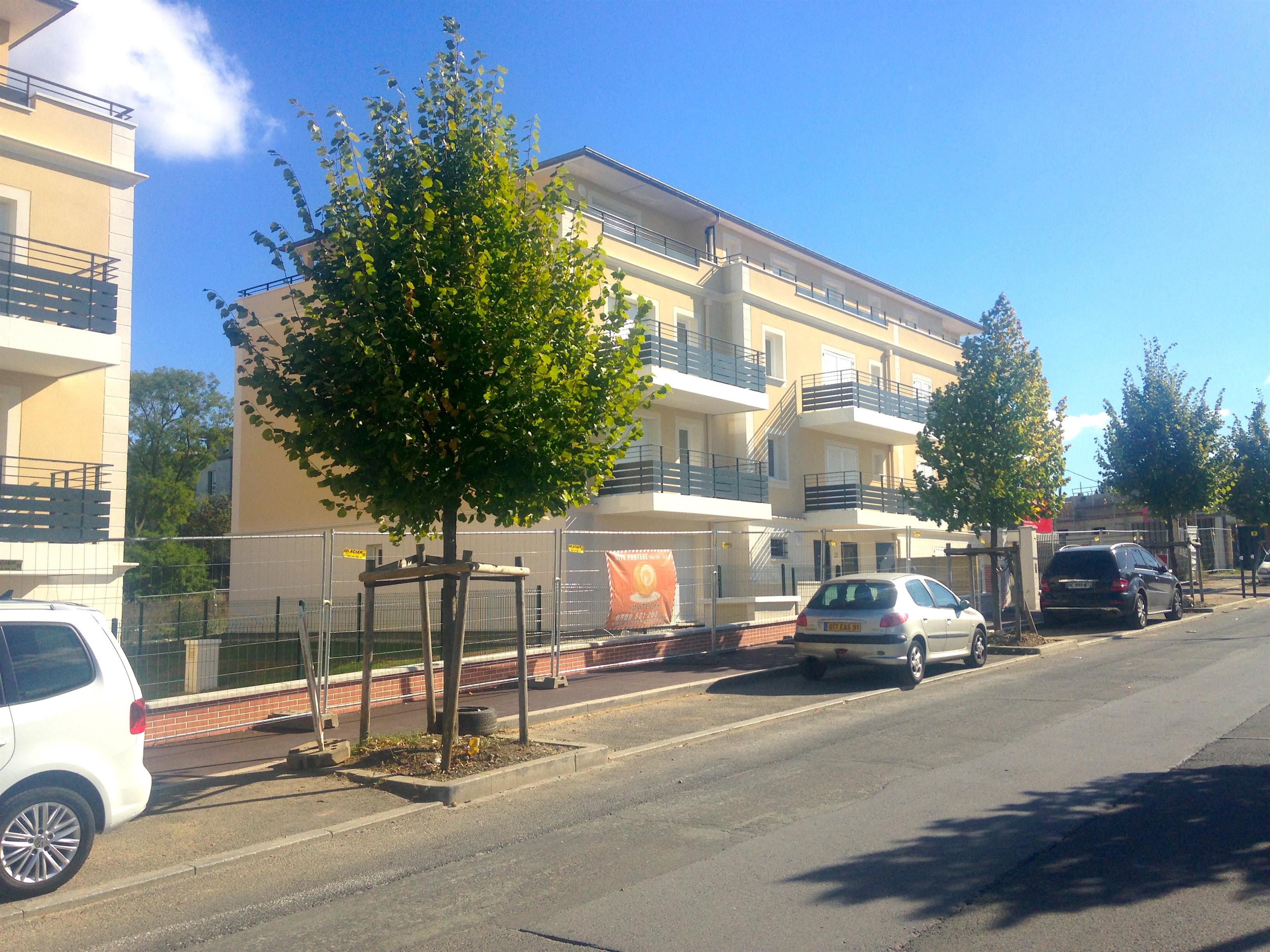 Corbeil essonnes 29 logements STB 3