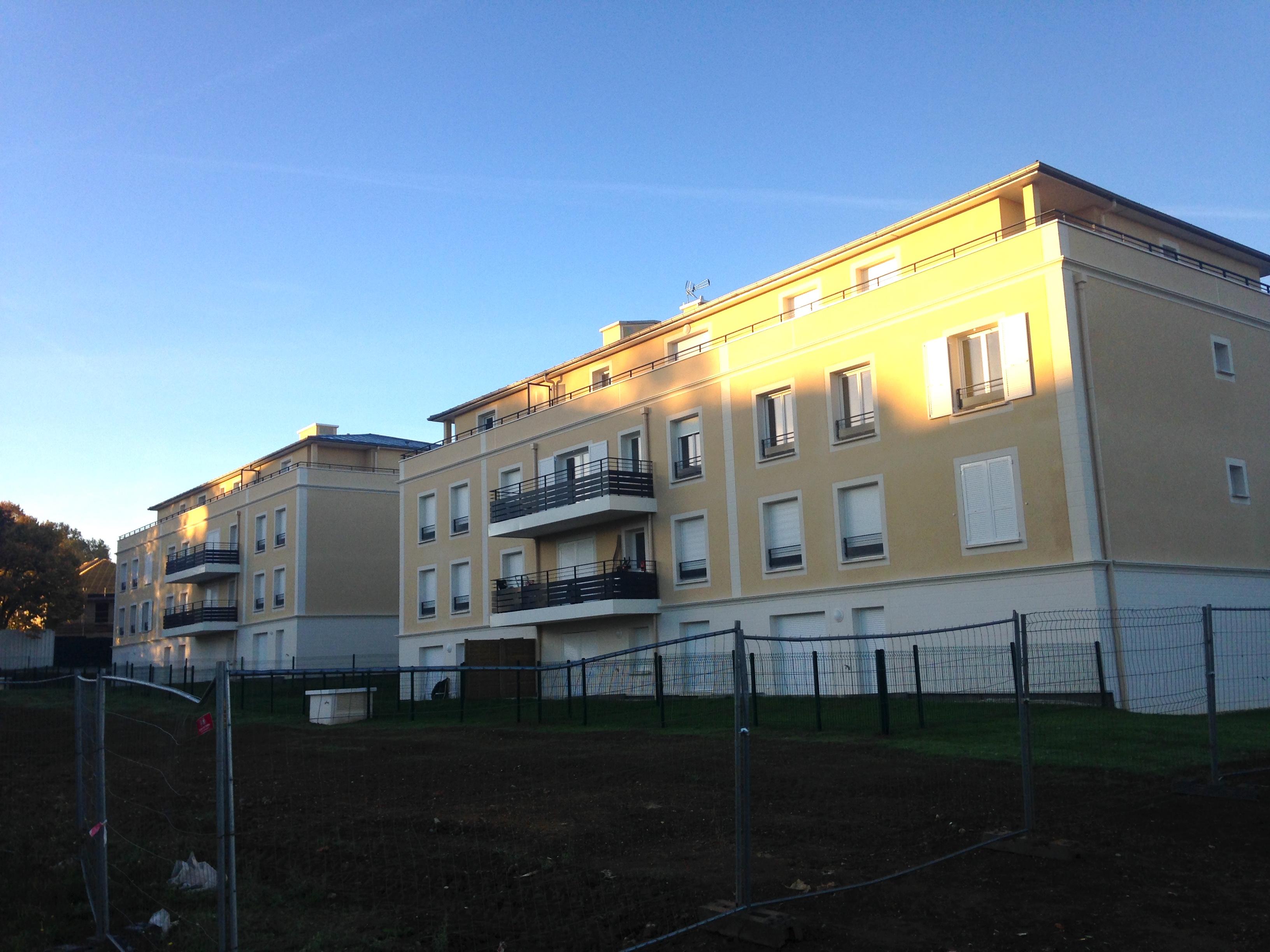 Corbeil essonnes 29 logements STB 4
