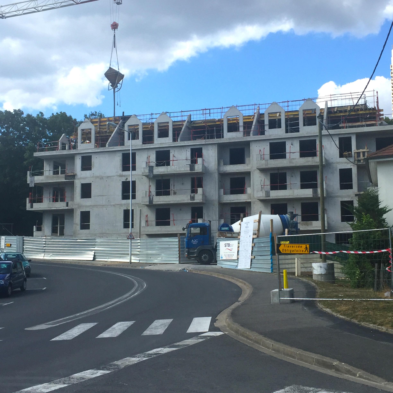 Monterault construction STB 3
