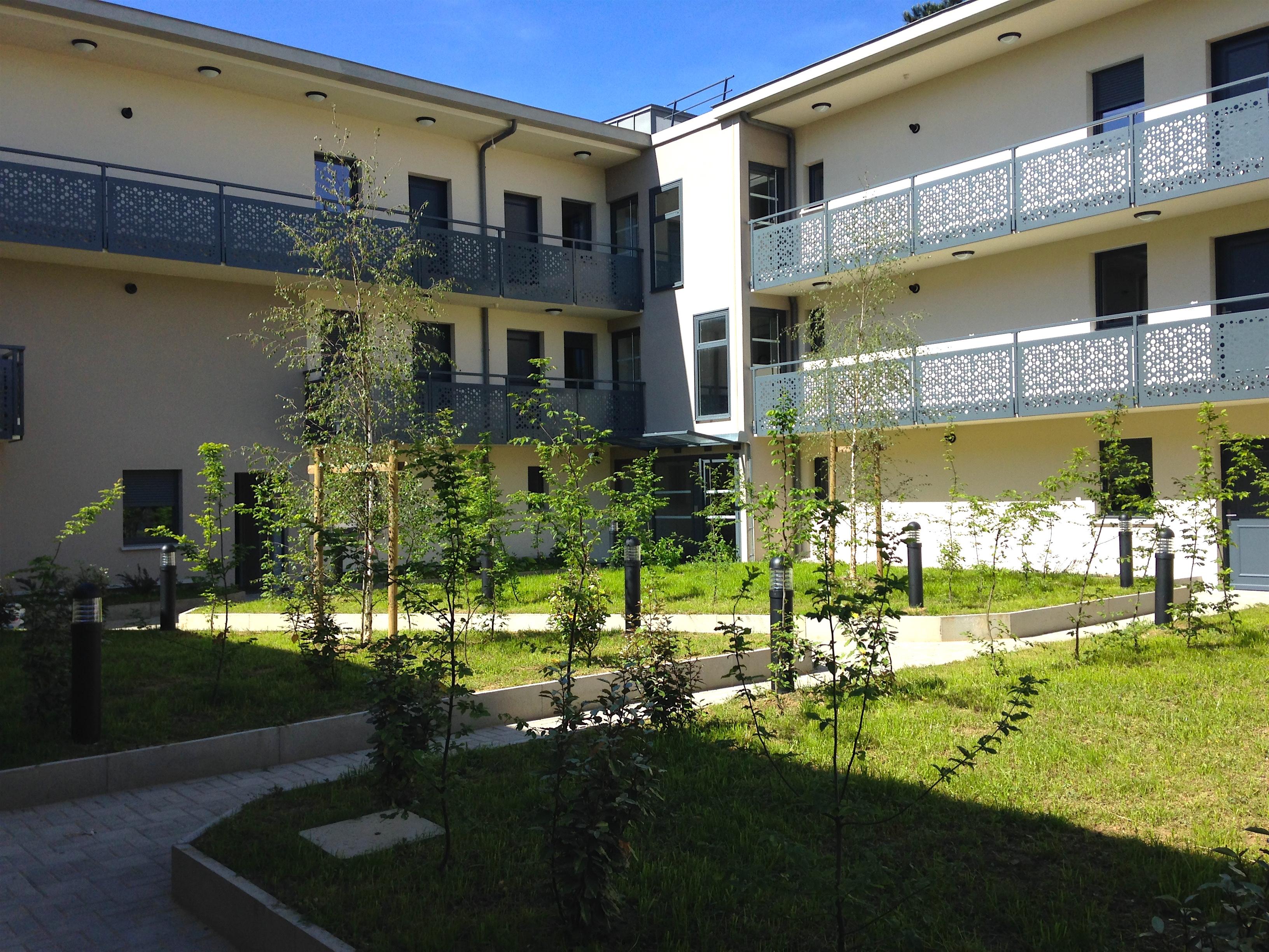Villemoisson construction 28 logements STB 2